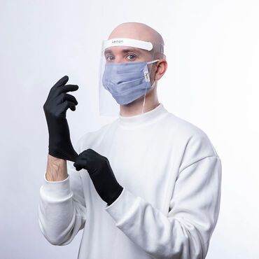 Kemon Professional Protective Visor