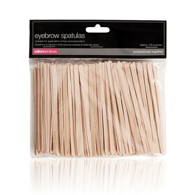 Salon Services Eyebrow Spatulas