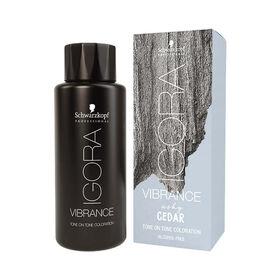 Schwarzkopf Professional Igora Vibrance Ashy Cedar Semi-Permanent Hair Colour - 7-21 60ml
