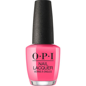 OPI Neons Collection Nail Lacquer V-I-Pink Passes 15ml