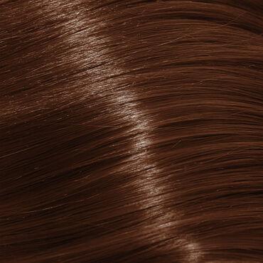 Indola Profession Caring Color Permanent Hair Colour - 7.35 Medium Blonde Gold Mahagony 60ml