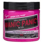 Manic Panic Semi Permanent Hair Colour - Cotton Candy Pink 118ml