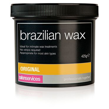 Salon Services Brazilian Wax Original 425g