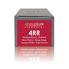 Kenra Professional Permanent Hair Colour - 4Rr Red Red 85g