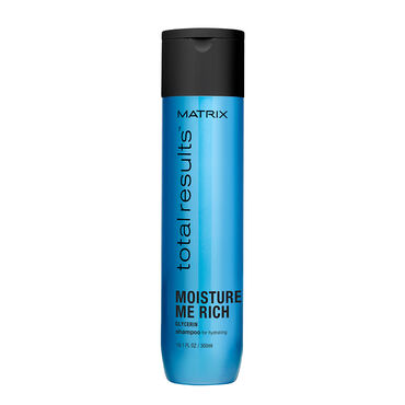 Matrix Total Results Moisture Me Rich Glycerin Shampoo 300ml