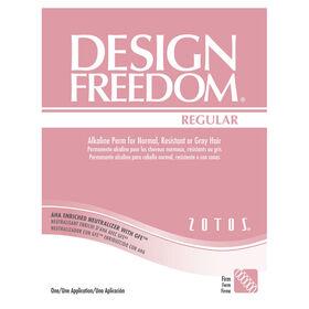 ZOTOS Design Freedom Alkaline Perm - Regular