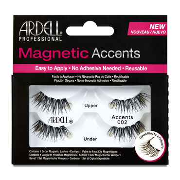 Ardell Magnetic Lashes Accents Lashes 002 1 Set