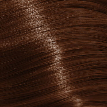 Indola Profession Caring Color Permanent Hair Colour - 6.48 Dark Blonde Copper Chocolate 60ml