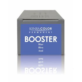 Kenra Professional Metallic Collection Permanent Hair Colour - Booster Blue 85g