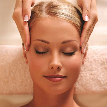 Sally Indian Head Massage Course