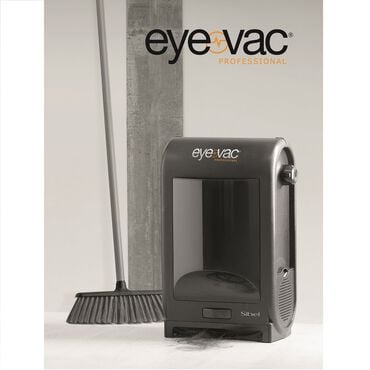 Sibel Eye-Vac Professional Suction Hair Bin