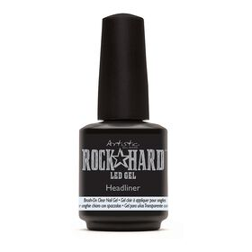 Artistic Rock Hard LED Brush-on Gel - Clear