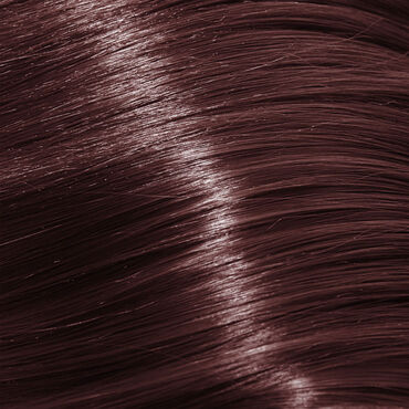 Balmain Human Hair Extension Straight Plusbond - Aubergine