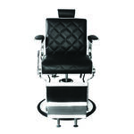 Salon Services Knightsbridge Barber's Chair Black