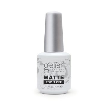 Gelish Matte Top Coat 15ml