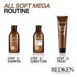 REDKEN All Soft Mega Hydramelt Treatment 150ml