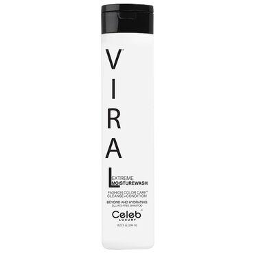 Celeb Luxury Viral Moisturewash Shampoo 244ml