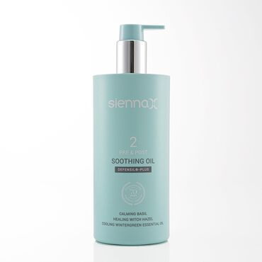Sienna X Soothing Oil 500ml