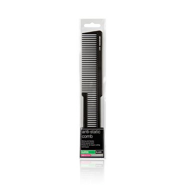 Salon Services Black Clipper Comb
