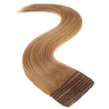 Satin Strands Weft Full Head Human Hair Extension - St Tropez 22 Inch