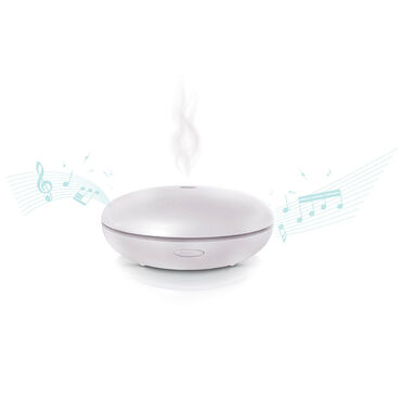 Beauty Pro The Pebble Sensory Diffuser - Pearl White