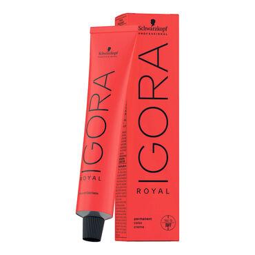 Schwarzkopf Professional Igora Royal Permanent Hair Colour - 0-22 Anti Orange Concentrate 60ml