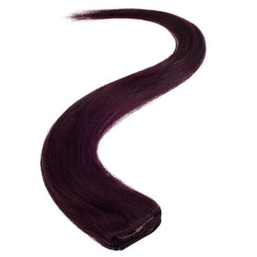 Wildest Dreams Clip In Single Weft Human Hair Extension 18 Inch - 99J Sheryl Red