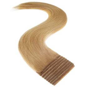 Satin Strands Weft Full Head Human Hair Extension - South Beach 18 Inch