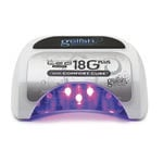 Gelish 18G PLUS LED Light With Comfort Cure, Each