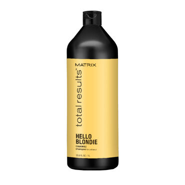 Matrix Total Results Hello Blondie Chamomile Shampoo 1L