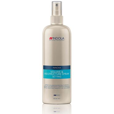 Indola Innova Setting Volume and Restructuring Spray 300ml