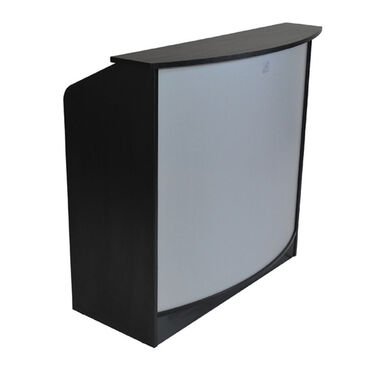 Bellazi Anabel Reception Desk Black