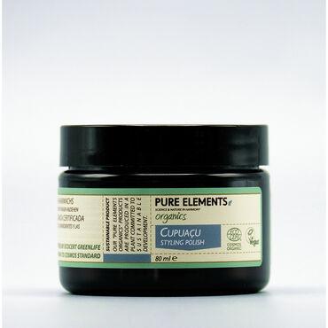 Pure Elements ORGANICS Cupuacu Styling Polish 80ml