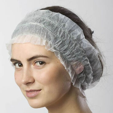 Salon Services Disposable Headbands Pack of 100