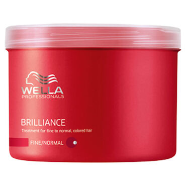 Wella Professionals Brilliance Treatment for Fine Coloured Hair 500ml