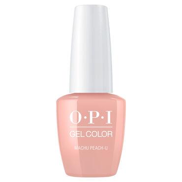 OPI Peru Collection Gel Polish Machu Peach-u 15ml