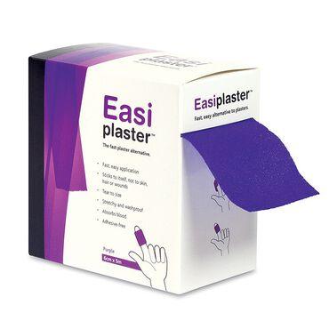 Reliance Easiplaster Purple 3pk