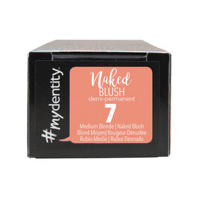#mydentity Naked Blush 7 Demi-Permanent Hair Colour 58g