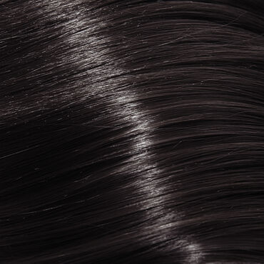 """Beauty Works Mane Attraction 18"""" Keratin Bond Flat Tip Hair Extensions  1b Browns 25g"""