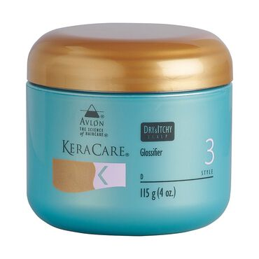 KeraCare Dry and Itchy Scalp Glossifier 207ml