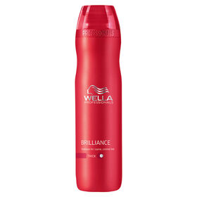 Wella Professionals Brilliance Shampoo Thick Hair 250ml