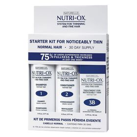 Naturelle Nutri-Ox Step 3B Treatment for Noticeably Thin - Normal Hair
