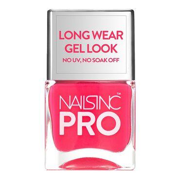 Nails Inc Pro Gel Effect Polish 14ml Spring Collection - Berkeley Street