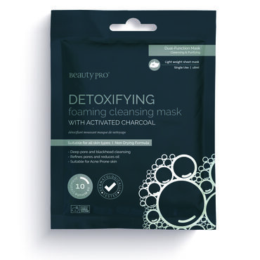 Beauty Pro Detoxifying Cleansing Mask, 18ml