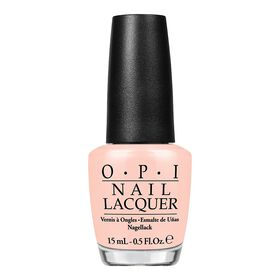 OPI Nail Lacquer Softshades 2016 Collection - Stop It I'm Blushing! 15ml