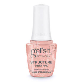 Gelish Structure Gel in a Bottle Cover Pink 15ml