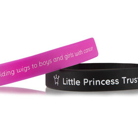 Salon Services Little Princess Trust Wrist Band