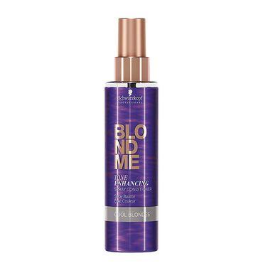 Schwarzkopf Professional BlondMe Tone Enhancing Spray Conditioner 150ml