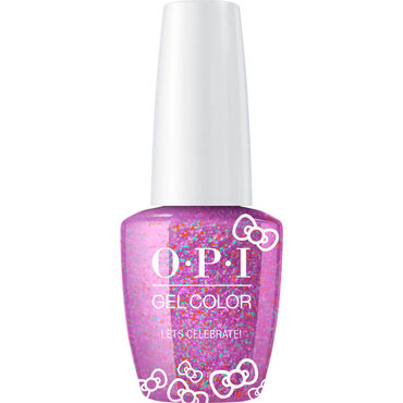 OPI Hello Kitty Collection Gel Color - Let's Celebrate! 15ml