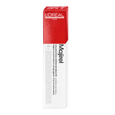 L'Oréal Professionnel Majirouge Carmilane Permanent Hair Colour - 6.66 Dark Red Blonde 50ml